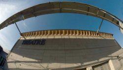 Fronton du Théâtre de Saint Quentin en Yvelines
